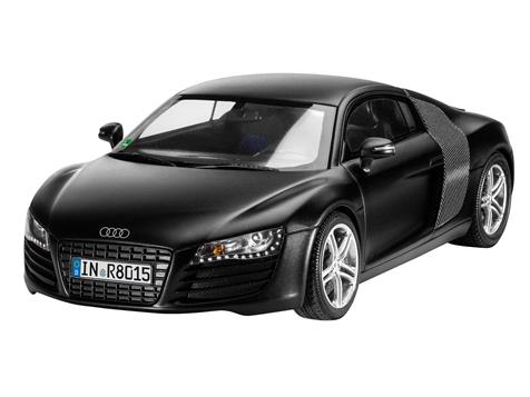 audi r8 matt schwarz arwico. Black Bedroom Furniture Sets. Home Design Ideas