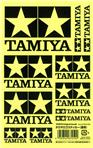Tamiya Sticker klar