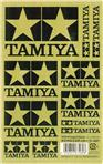 Tamiya Sticker gold