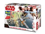 Star Wars Build &Play Poes Boosted X-wing Fighter