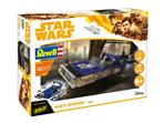Build & Play Star Wars Han Solo Hans Speeder