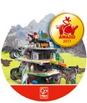 HAPE Mighty Mountain Mine Award Shelf Wobbler