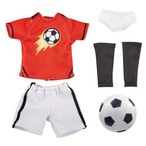 cheap for discount dc459 8bc7d Michael Kruselings Fussball Outfit - ARWICO
