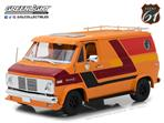 1976 Chevrolet G-Series Van Highway 61, orange