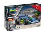Gift Set 25th Anniversary Benetton Ford