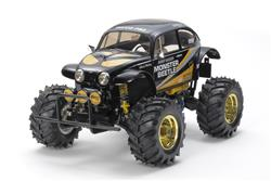 1/10 RC Monster Beetle Black Edition