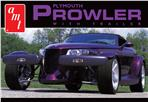 1997 Plymouth Prowler w/ Trailer