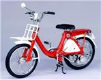 Honda Little Honda PA25 red