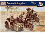 German Motorcycles - 2nd WW