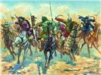 Arab Warriors - Medieval Era